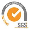 ISO 13485:2003 取得