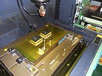 スーパーエンプラの金型設計・製作から射出成形まで一貫生産